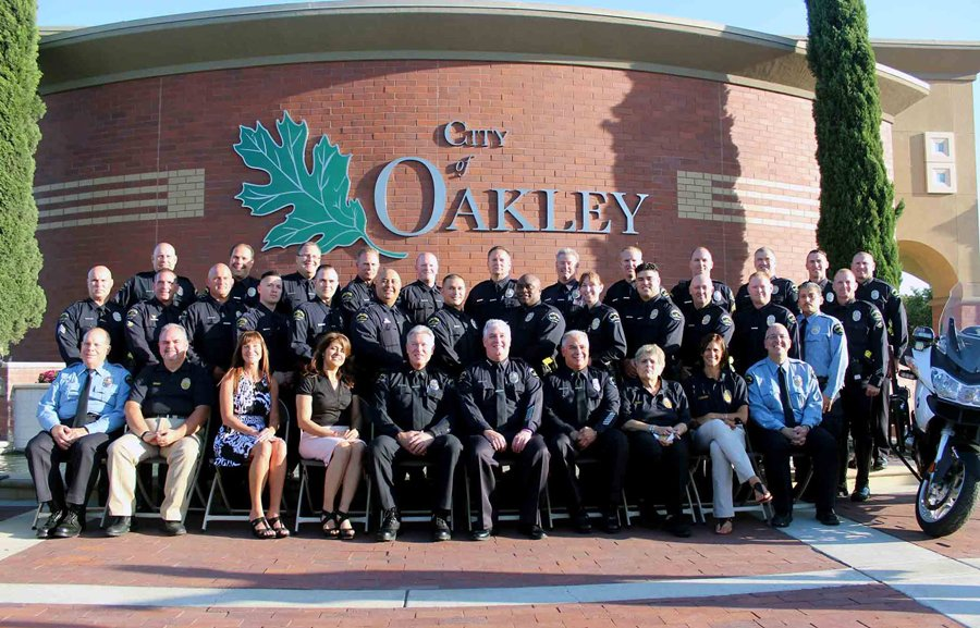 Oakley Self Storage is Proud to Support the Oakley Police Department