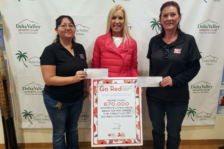 Oakley Self Storage is Proud to Support the American Heart Association