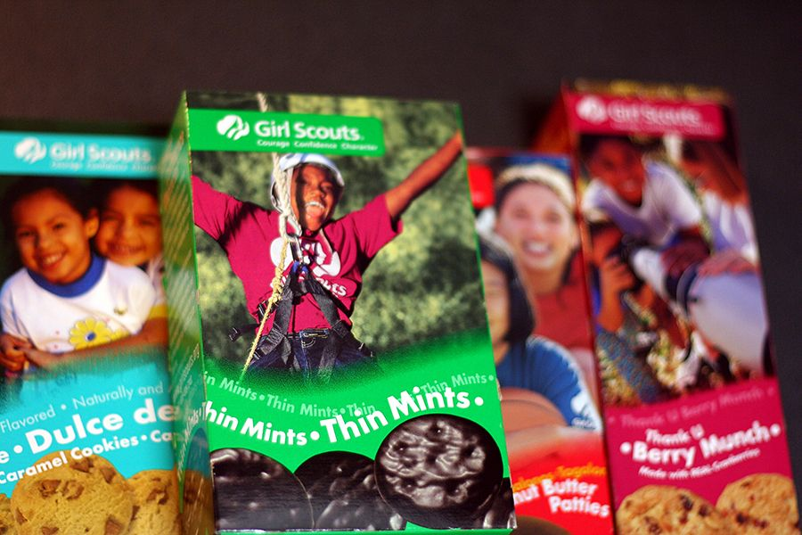 Visit Oakley Self Storage on a Guided Tour & Receive 1 FREE Box of Girl Scout Cookies