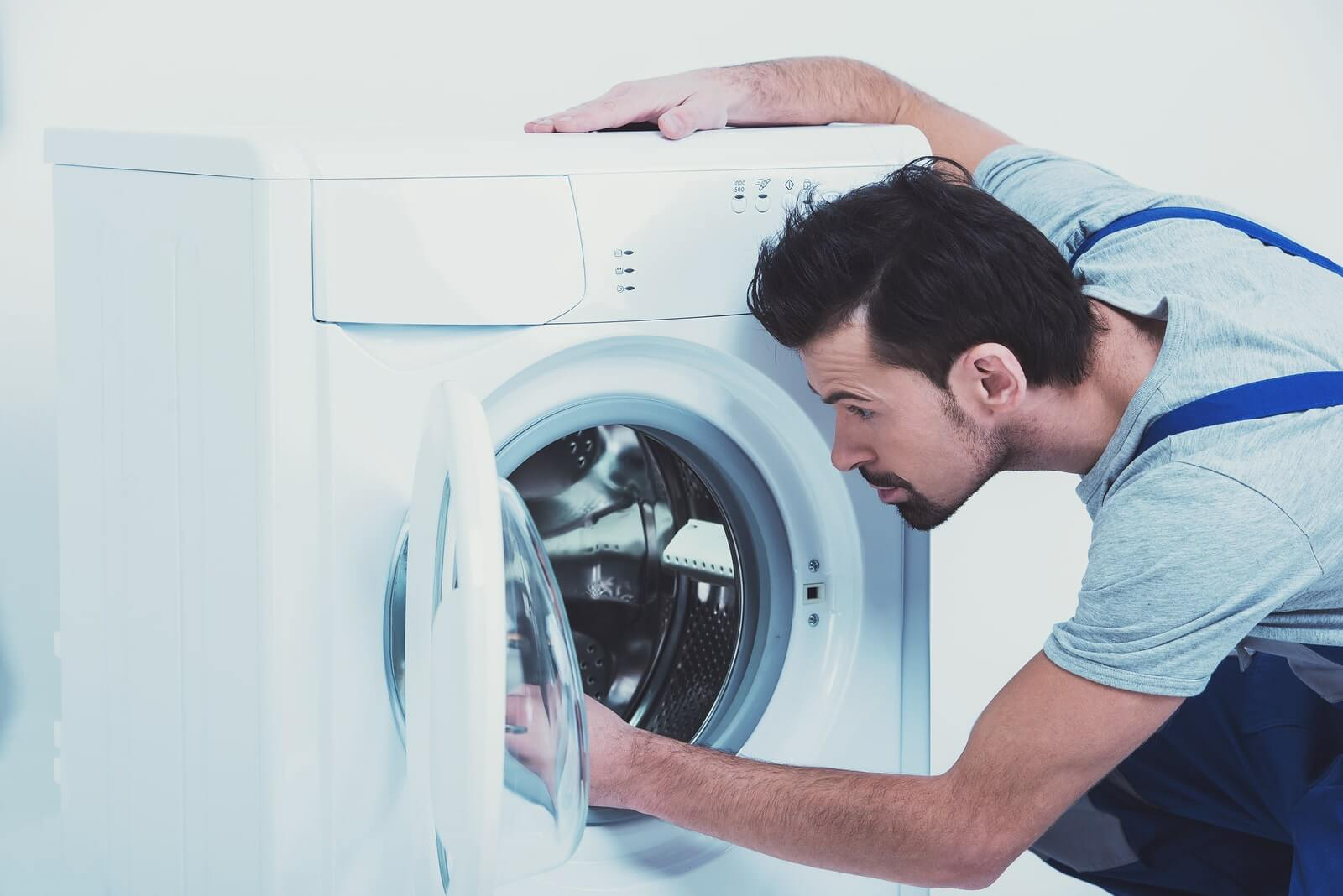 6 Step Process for Moving a Washer and Dryer into Storage