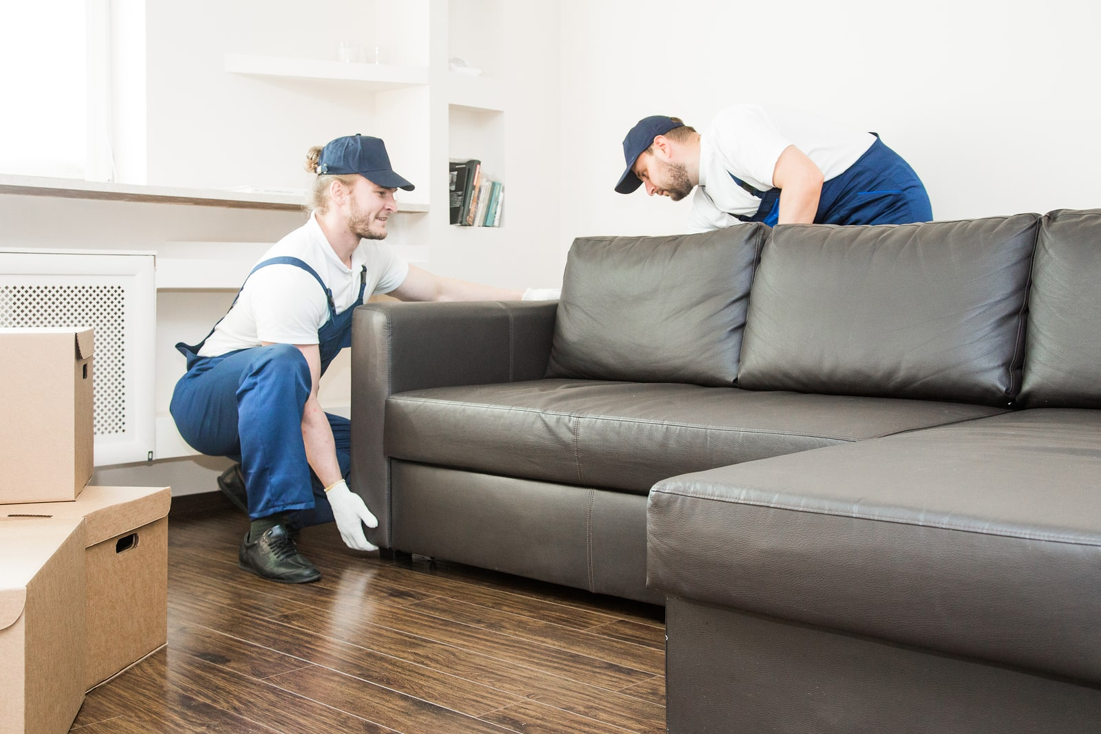 Hiring Movers and Packers
